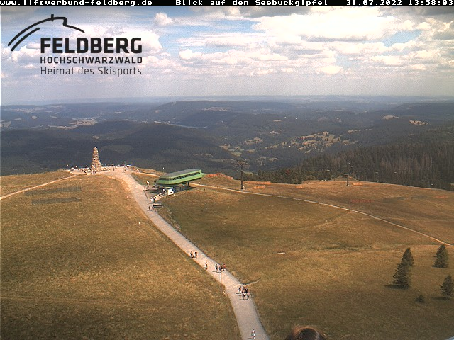 Webcam Feldberg - Lift Seebuck