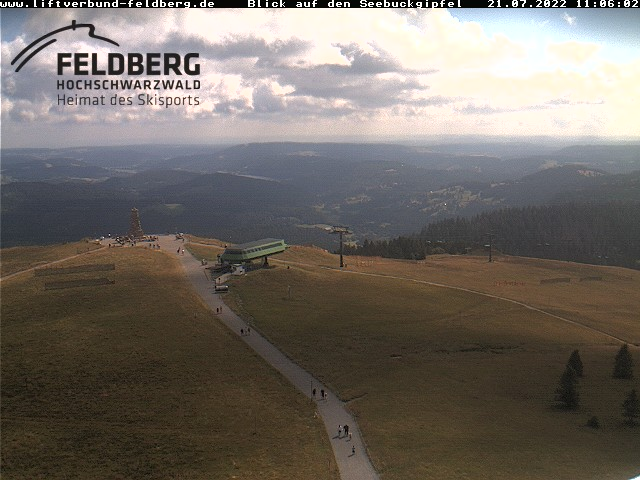 Snwokite Webcam Feldberg
