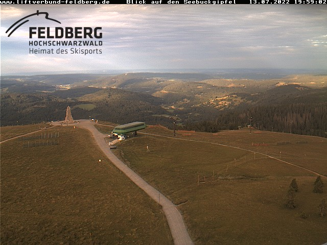 Webcams Feldberg Wie Ist Das Wetter In Feldberg