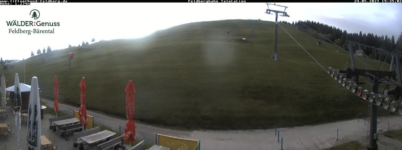 Webcam Schwarzwald Seebuck Feldberg